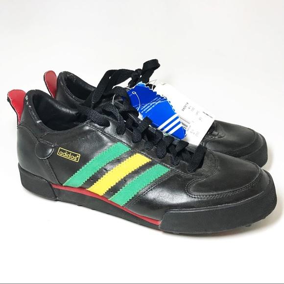 5f2ac4f221e Adidas Santiago AL 62 Lifestyle Shoes Black Sz 6.5